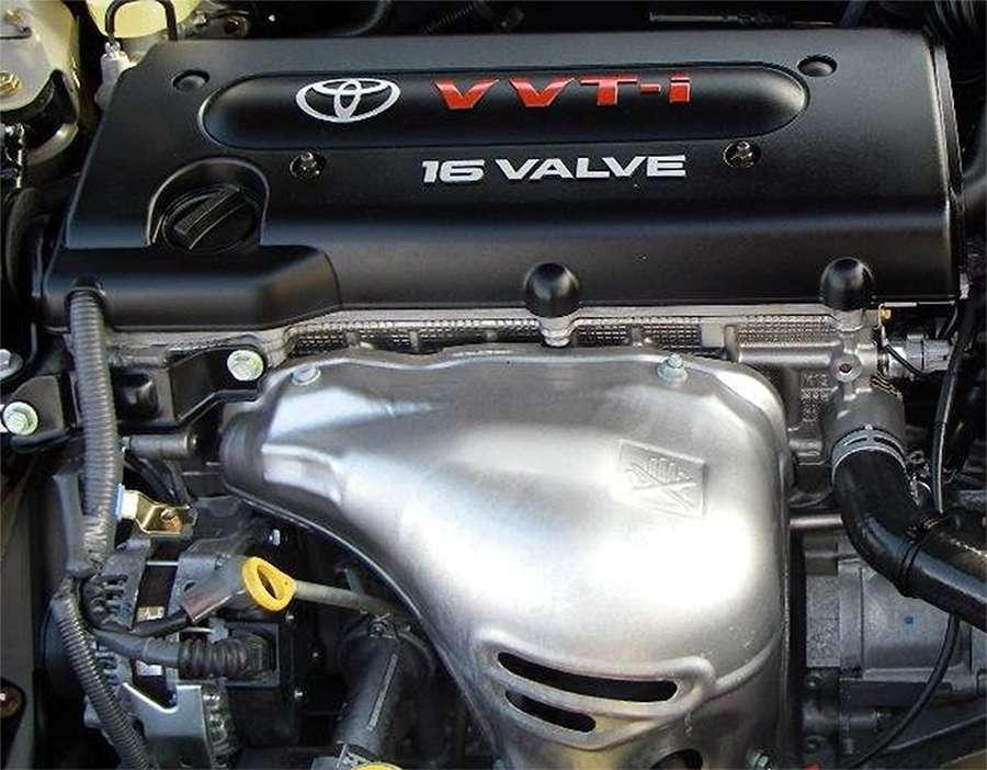 Двигатель 2AZ-FE (motor 2AZ-FE, engine 2AZ-FE)